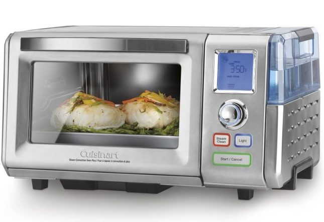 best toaster oven review - Cuisinart CSO-300N Convection Steam Oven