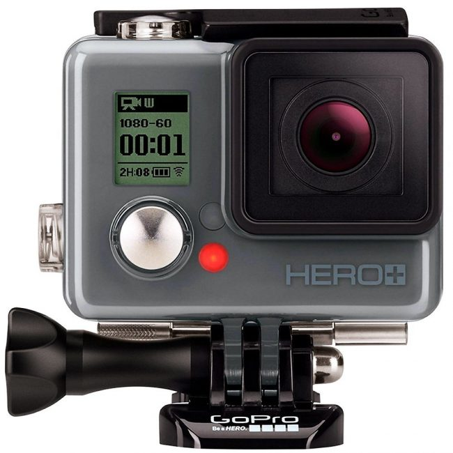 Fitness gifts - gopro camera hero lcd hd video recording camera