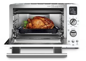 "best toaster oven review - KitchenAid KCO273SS 12"" Convection Digital Countertop Oven"