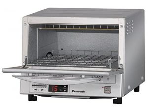 best toaster oven review - Panasonic NB-G110P Flash Xpress Toaster Oven
