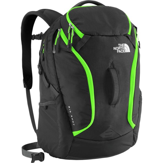 Fitness gifts - the north face unisex big shot backpack