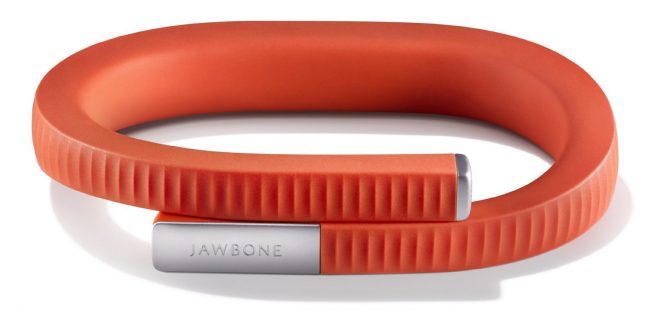 Fitness gifts - up 24 by jawbone activity tracker