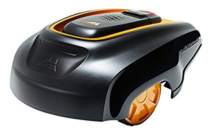 robotic lawn mower reviews - McCulloch ROB 1000 Programmable Robotic Mower