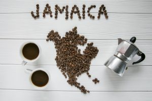 Blue Mountain Coffee From Jamaica