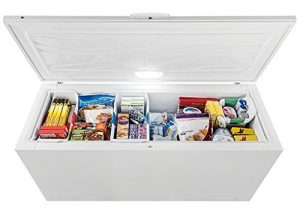 best chest freezer - Frigidaire FFFC22M6QW 74 Chest Freezer