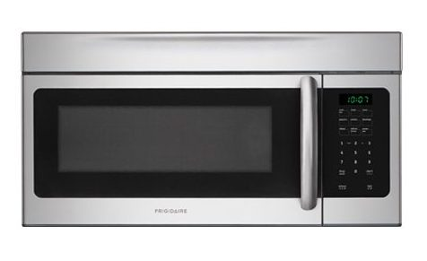 best over range microwave review - Frigidaire FFMV164LS