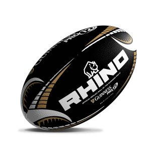 Saint Patrick's Day Celebrations - Guinness Pro12 Rugby Ball