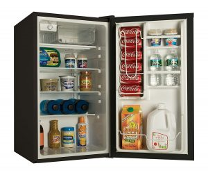 best mini fridge - Haier HC40SG42SB Refrigerator:Freezer