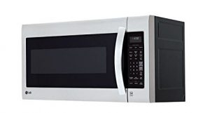 Best Over Range Microwave Review Lg Lmv2031st The Oven