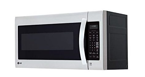 best over range microwave review - LG LMV2031ST Over-The-Range Microwave Oven