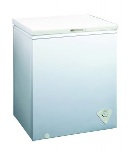 best chest freezer - Midea WHS-185C1 Single Door Chest Freezer