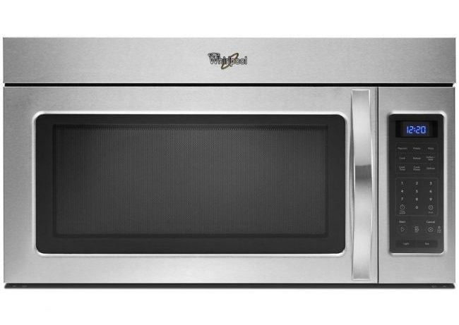 best over range microwave review - Whirlpool WMH31017AS Microwave