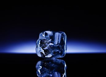 best chest freezer - ice cube