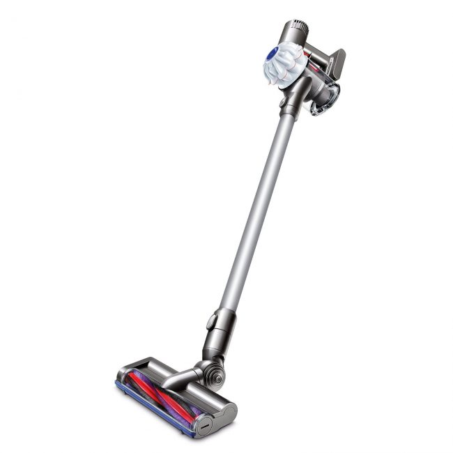 Best Cordless Stick Vacuum review - Dyson V6 Cord Free Vacuum