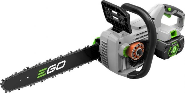 best chainsaw review - Ego Power+ CS1401 14-Inch Cordless Chain Saw
