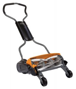 best reel mower review - Fiskars Staysharp Max Reel Mower