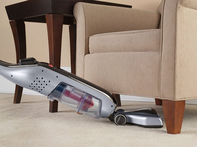 Best Cordless Stick Vacuum review - Hoover LiNX BH50010 Cordless Stick Vacuum Cleaner