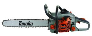 best chainsaw review - Tanaka TCS40EA18 18-Inch Gas Powered Chain Saw