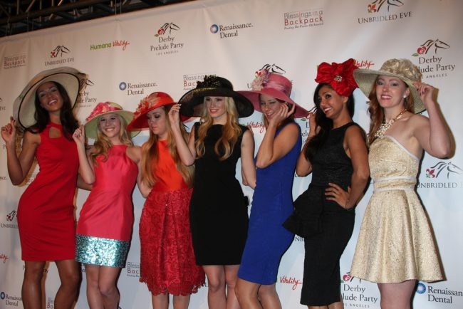 Kentucky Derby Day Celebrations and Preparations - fashion and hats