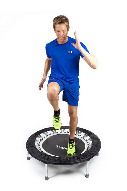 Best Mini Trampoline Review - MaXimus Life Pro Gym Rebounder