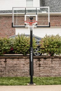 Best Basketball Hoop Review - Silverback In-Ground Basketball System