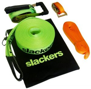 Best Slackline Kit Review - Slackers Wave Walker Slackline