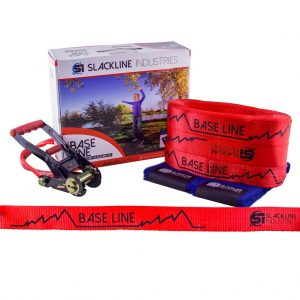 Best Slackline Kit Review - Slackline Industries Baseline Slackline Complete Kit