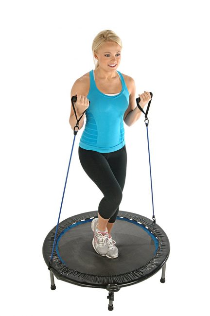 Best Mini Trampoline Review - Stamina 38-Inch Intone Plus Rebounder