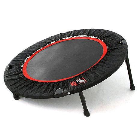 Best Mini Trampoline Review - Urban Rebounder Trampoline