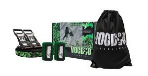 Best Slackline Kit Review - Voodoo Slackers 100-Feet Fearless Trickline Kit