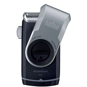Best Travel Shaver Review - Braun M90 Mobile Shaver