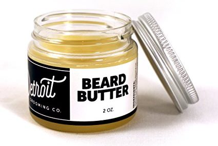 gifts for men with beards - Detroit Grooming Co. - Beard Butter