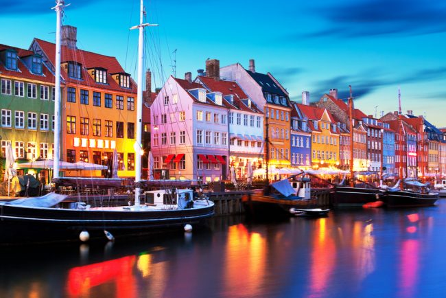 bachelor party destinations europe - Copenhagen, Denmark