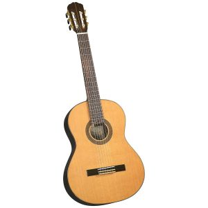 best acoustic guitar review - J. Navarro NC-61