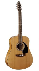 best acoustic guitar review - Seagull S6 Original