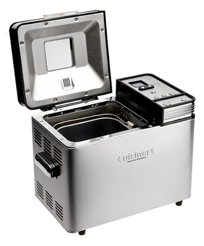 beast bread maker review - Cuisinart CBK-200