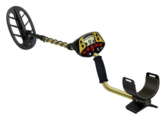 best metal detector review - Fisher F4 Metal Detector