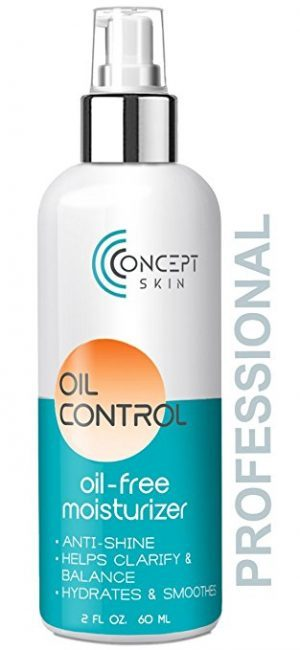 natural mens skin care - Concept Skin Oil-Free Moisturizer