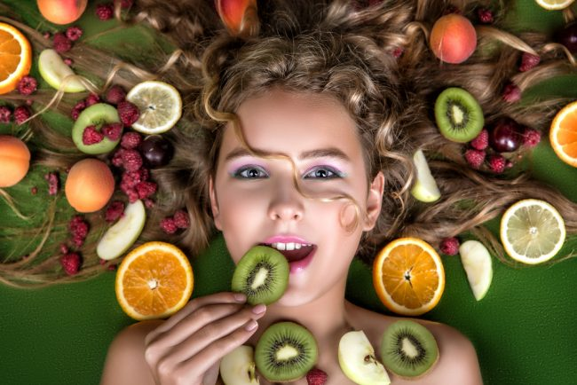 Healthy Natural Hair - watch what you eat