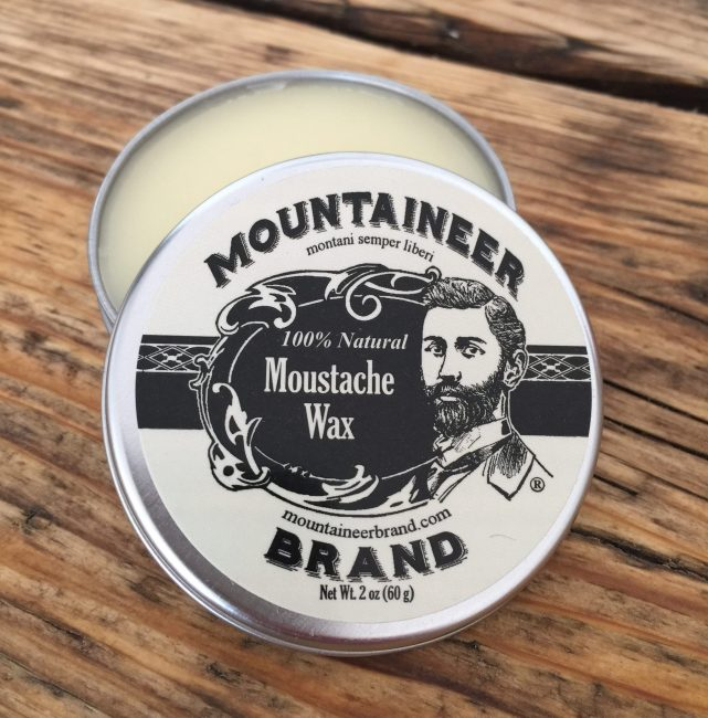 Best Beard Wax and Mustache Wax - mountainer brand