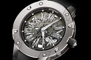 Richard Mille RM 033 Extra Flat Automatic in Titanium