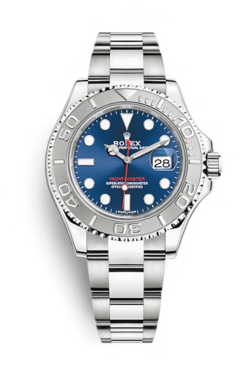 Rolex Oyster Perpetual Yacht Master in Rolesium - Ref. 16622