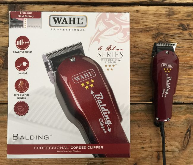 balding clippers - Wahl Professional 5-Star Balding Clipper 8110