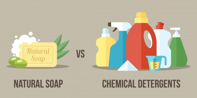 All Natural Cleaning and Green Cleaning vs chemical cleaners