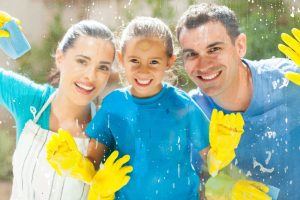 Benefits of All natural and green cleaning