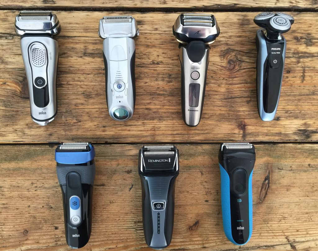 5 best electric shavers