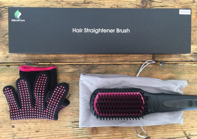 Top 7 Best Hair Brush Straightener Reviews For Feb 2019 With