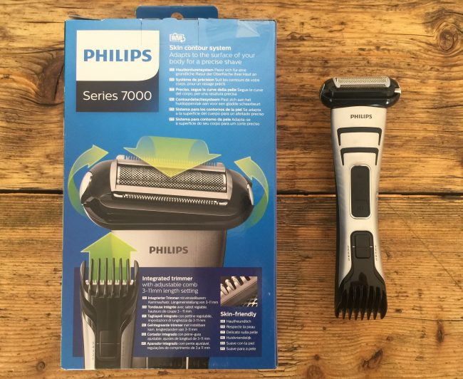 Philips Norelco Bodygroom Series 7100 - Best Bikini Trimmer Mens