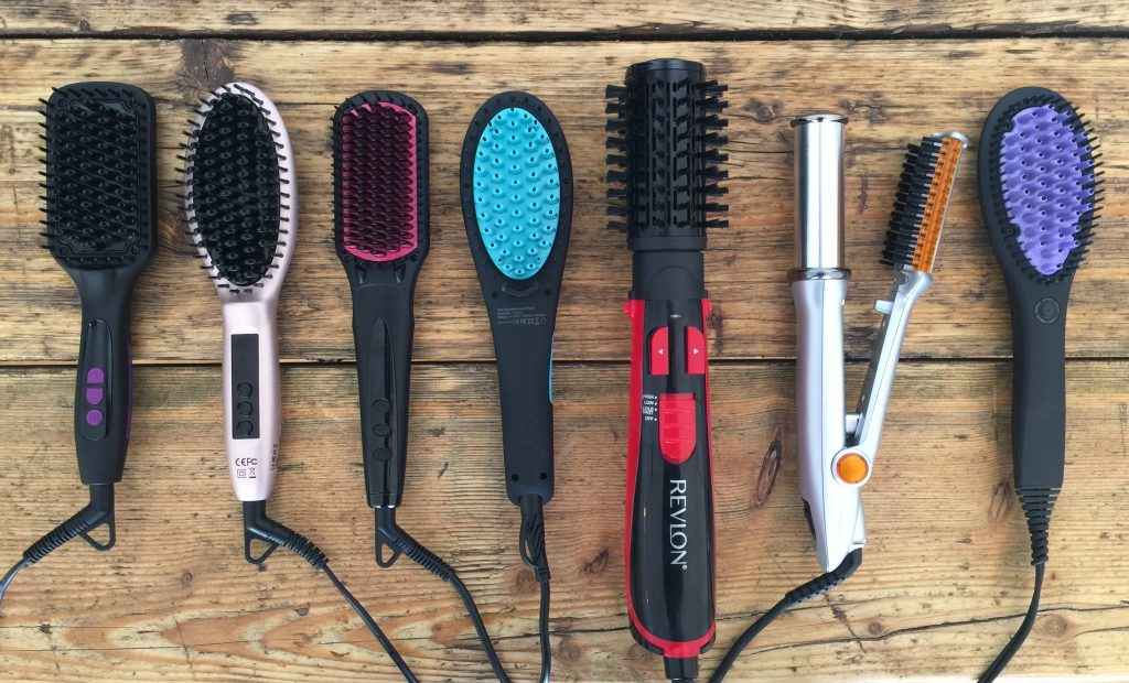 Top 7 Best Hair Brush Straightener