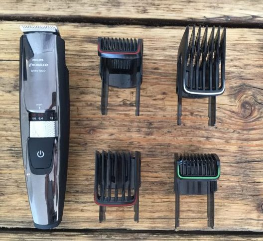 Philips Norelco Beard & Hair Trimmer Series 5100 – BT5210 1